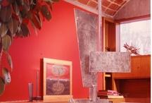 Jaoul Houses / Le Corbusier / Jaoul Houses / Architecte: Le Corbusier  #jaoulhouses #maisonsjaoul #lecorbusier #architecte #delphinejaoul