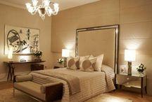 Bedrooms / Bedroom Decor / by Rochelle Jeiel