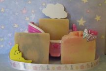 Soaps we Made / Goat's Milk soap