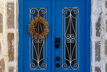Greece Door by Door