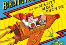 Superhero stories and activities