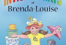 The Many-Colored Invisible Hats of Brenda-Louise / My picture book
