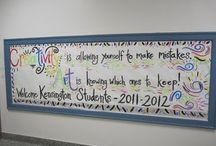 Teaching: Bulletin Boards ✂️ / by Leigha Bourque