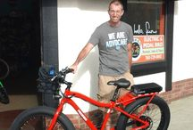 Pedego Carlsbad / Fun pictures of people who visit our store.