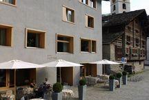 Hotel Alpina Vals / Hotel Alpina, Vals (Grisons), Switzerland