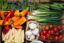 Veggie garden / Our veggie garden to grow our own groceries