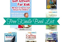 Free Kindle Book Lists/Offers