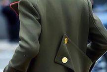 クールなジャケット