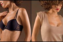 Bra style looks / Choose the right bra style for the look you want to achieve.