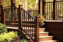 outdoor stair  design
