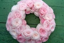Wianki różane