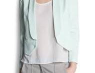 Mango Women's Cropped Tuxedo Blazer
