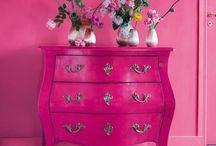 Pretty pink
