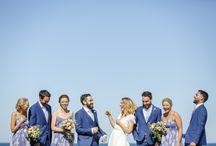 Weddings-bridal parties
