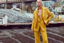 8 Artist Management | Elle Spain Editorial in New York shot by Xavi Gordo / ★I love New York★ Elle Spain Editorial with Patricia Van der Vliet, shoot by fashion photographer Xavi Gordo represented by 8AM - 8 Artist Management.