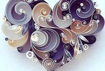 Paper art quilling