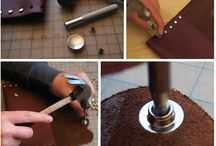 DIY leather
