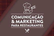 comunicação restaurante
