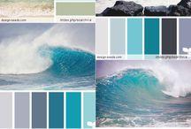 Home decorating ideas / Colour palette