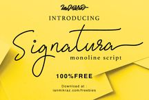 IanMikraz Free Font / Find good free fonts for your design projects on this board! You can use both of personal projects and commercial projects. Follow us to keep the latest find!