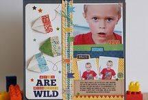 Fav Scrapbook Pages / by Cassandra Love