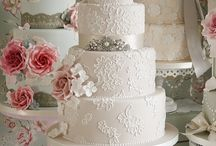 Wedding cake inspiration / Inspiration for my wedding cake. I'm making it myself!