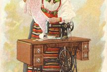 history of sewing