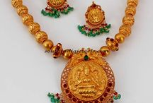 Temple Jewellery / Indian Temple Jewellery collections