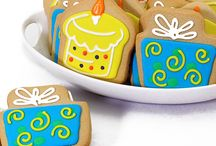 Decorated Cookie Gift Boxes / Delicious Decorated Cookie Gift Boxes for all occasions