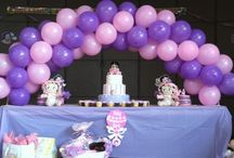 Balloon Decorations For Baby Shower