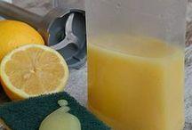 detergenti naturali e altri trucchi