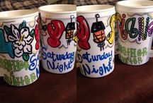 Party Cups / by Cortney