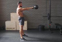 workout / Kettle bell