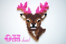 Perler beads - other people's work