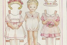 Paper dolls / by Diane Livingston