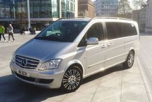 Mercedes Viano / New addition to Southampton Chauffeur Hire. A 3ltr V6 extra long wheelbase. Great for cruise passengers with luggage and tours. Corporate clients and sporting events. Ideal with weddings for bridesmaids and guests.