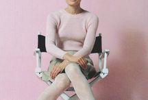 La vida de Audrey Hepburn  / by My little Juliet