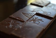 My chocolate photography / A selection of my craft chocolate photographs