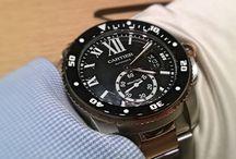 El Calibre Diver de Cartier, en vídeo