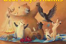 Children's Books for Autumn