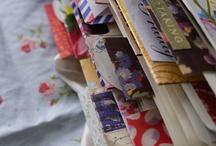 ART JOURNAL... eye candy / Really fat, thick art journals! / by CherieLenore