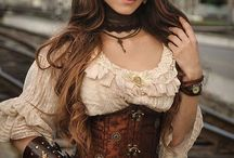 Steampunk beauty