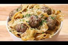 Meatballs / Swish meatballs