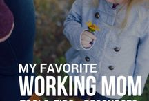 working moms unite! / Sharing what works from one working mom to another. Balancing the professional demands with home & family life. Staying true to you.
