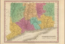 Connecticut Antique Maps / Antique maps of Connecticut show the dramatic changes in the states geographical and political situation over time. Vintage maps of Connecticut often show the growth of railroads, counties and cities in The State of Connecticut. Old maps of Connecticut, including antique maps of Hartford, New Haven and Stamford can be found here.