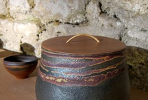 céramique / Inspirations around the world of potters #design #colors #material