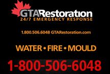 Water Damage Toronto & GTA Restoration / www.GTARestoration.com – 24-hour Emergency Services: Water damage restoration, Fire damage restoration, Flooded Basement Cleanup, Mold Removal & Remediation - serving Toronto & the GTA