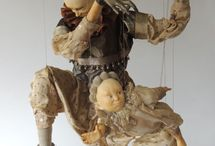 Marionettes & Puppets