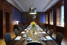 Interiors - Dining