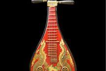 chinese music instrument